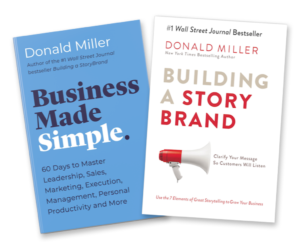 Business Made Simple and Storybrand Coaching