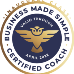 Business Made Simple Certified Coach
